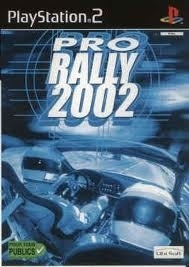 Pro Rally 2002 (ps2 used game)