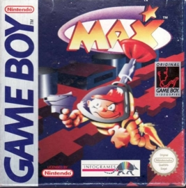 Max losse cassette (Duits?) (Gameboy tweedehands game)