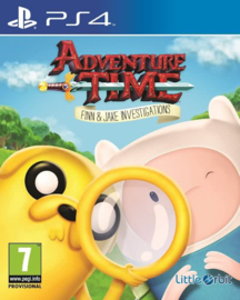 Adventure Time: Finn & Jake Investigations  (PS4 nieuw)