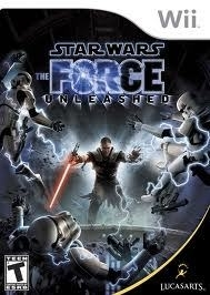 Star Wars The Force Unleashed (Nintendo Wii used game)