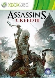 Assassin`s Creed III 3 zonder boekje (xbox 360 used game)