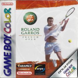 Roland Garros French Open (Gameboy Color tweedehands game)