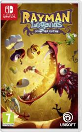 Rayman Legends definitive edition (Nintendo Switch nieuw)