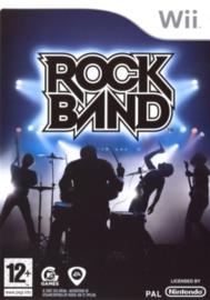 Rockband (Wii tweedehands game)