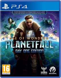 Age of Wonders Planetfall (ps4 nieuw)