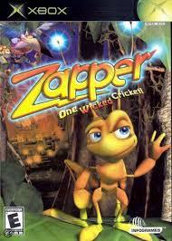 Zapper (xbox tweedehands game)