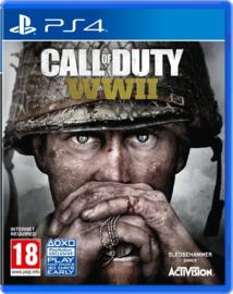 Call of Duty WWII (PS4 nieuw)