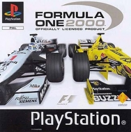 Formula One 2000 (ps1 used game)