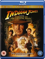 Indiana Jones and the kingdom of the crystal skull Special Edition (Blu-ray tweedehands film)
