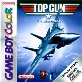 Top Gun Fire Storm (Gameboy Color tweedehands game)
