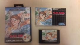 Alex Kidd (Sega MegaDrive tweedehands game)