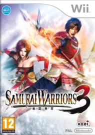 Samurai Warriors 3 (Nintendo Wii Tweedehands game)