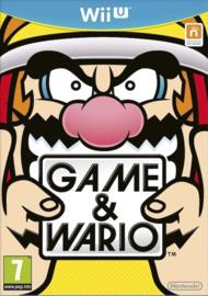Game & Wario (Nintendo Wii U tweedehands game)