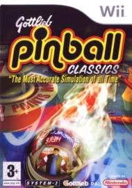 Gottlieb Pinball Classics zonder boekje (Nintendo Wii used game)