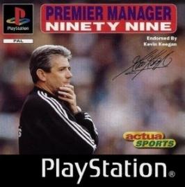 Premier Manager Ninety Nine (PS1 tweedehands game)
