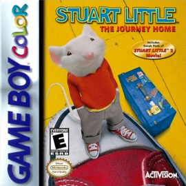 Stuart Little The Journey Home (Gameboy Color tweedehands game)