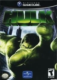 Hulk (gamecube used game)