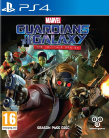 Guardians of the Galaxy the Tell Tale Series (ps4 nieuw)