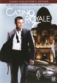 Casino Royale 007 2-disc collector's edition (dvd nieuw)