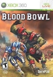 Blood Bowl (xbox 360 used game)