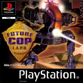 Future Cop L.A.P.D (PS1 tweedehands game)