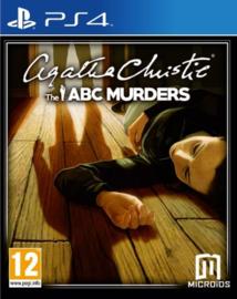 Agatha Christie The ABC Murders ( PS4 Nieuw)