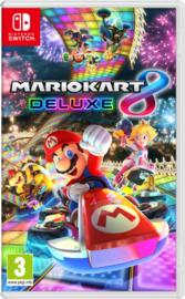 Mario Kart 8 Deluxe (Nintendo Switch nieuw)