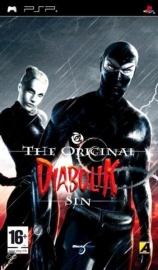 Diabolik Original Sin (psp tweedehands game)