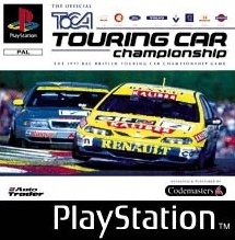 Toca Touring Car Championship  (PS1 tweedehands game)