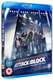 Attack the Block Blu-ray + DVD (Blu-ray tweedehands film)