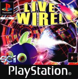 Live Wire (PS1 tweedehands game)