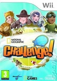 National Geographic Challenge!  (wii tweedehands game)