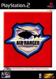 Air Ranger Rescue Helicopter (ps2 nieuw)
