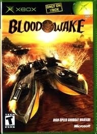 Blood Wake (xbox used game)