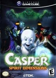 Casper Spirit Dimensions zonder boekje (GameCube Used Game)