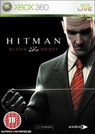 Hitman Blood Money (Xbox 360 used game)