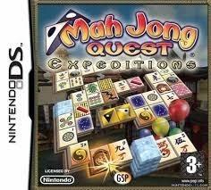 Mahjong Quest Expeditions (Nintendo DS nieuw)