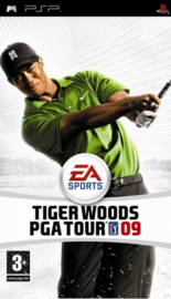 Tiger woods PGA Tour 09 (psp used game)
