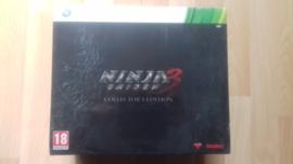 Ninja Gaiden 3 collector's edition (xbox 360 nieuw)
