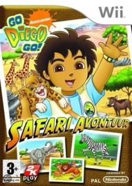 Go Diego Go Safari Rescue zonder boekje (Nintendo Wii used game)