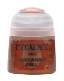 Citadel  Base Screaming Bell 12 Ml (Warhammer Nieuw)