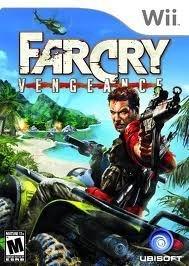 Far Cry Vengeance zonder boekje (Nintendo Wii tweedehands game)