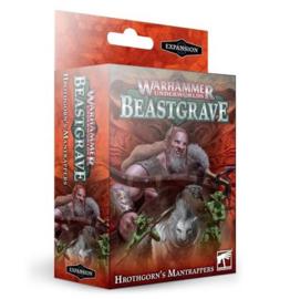 Warhammer Underworlds Beastgrave Hrothgorn's Mantrappers (Warhammer Nieuw)