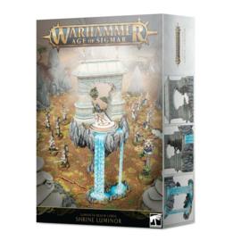 Broken Realms Lumineth Realm-Lords Shrine Luminor (Warhammer Age of Sigmar nieuw)