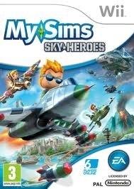My Sims Sky Heroes  Skyheroes (wii used game)