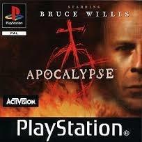 Apocalypse (ps1 tweedehands game)