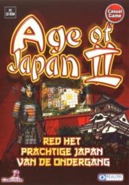 Age of Japan II (PC nieuw denda)