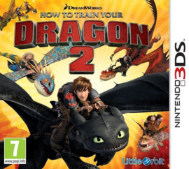 How to Train your dragon 2 (Nintendo 3DS nieuw)
