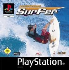 Championship Surfer  (PS1 tweedehands game)