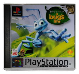 Disney's A bug's Life platinum (PS1 tweedehands game)
